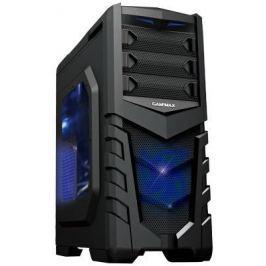Корпус ATX GameMax G530BR Без БП чёрный