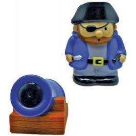 """Игрушка для купания для ванны Жирафики """"Пират и пушка"""" 681271"""