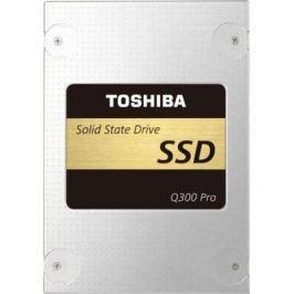 "Твердотельный накопитель SSD 2.5"" 1Tb Toshiba Q300 Pro Read 550Mb/s Write 510Mb/s SATAIII HDTSA1AEZSTA"