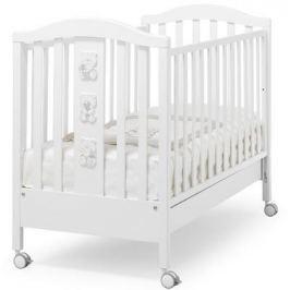 Кроватка Erbesi Timmy (белый)
