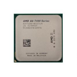 Процессор AMD A6 X2 7400K 3.5GHz 1Mb AD740KYBI23JA Socket FM2 OEM