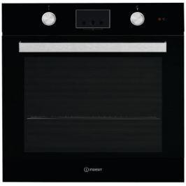 Электрический шкаф Indesit IFW 65Y0 J BL черный