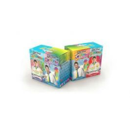 Игровой набор Инновации для детей Цветные червяки и лизуны 827