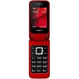 Мобильный телефон Texet TM-304 красный