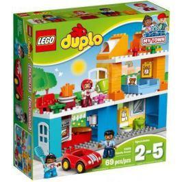 Конструктор LEGO Семейный дом 10835 69 элементов
