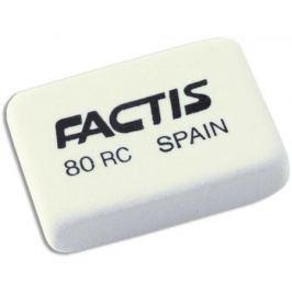 Ластик Factis 80RC 1 шт прямоугольный