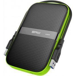 """Внешний жесткий диск 2.5"""" USB3.0 2 Tb Silicon Power Armor A60 SP020TBPHDA60S3K черный"""