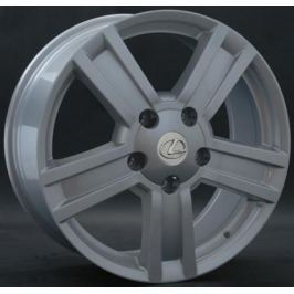 Диск Replay TY86 8.5xR20 5x150 мм ET58 Silver