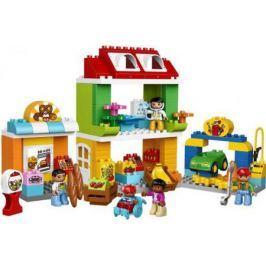 Конструктор Lego Городская площадь 98 элементов 10836