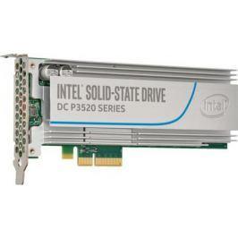 "Твердотельный накопитель SSD 2.5"" 450Gb Intel SSD P3520 Series Read 1200Mb/s Write 600Mb/s PCI-E SSDPE2MX450G701 948646"