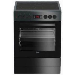 Электрическая плита Beko FSM67320GAS черный