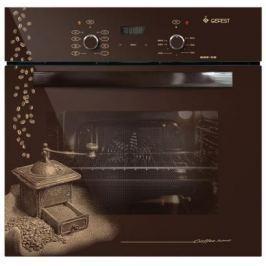 Электрический шкаф Gefest ДА 622-02 К17 коричневый