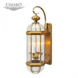 Уличный настенный светильник Chiaro Мидос 802020504