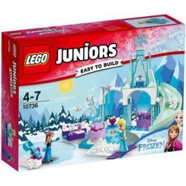 Конструктор LEGO Juniors: Игровая площадка Эльзы и Анны 94 элемента 10736
