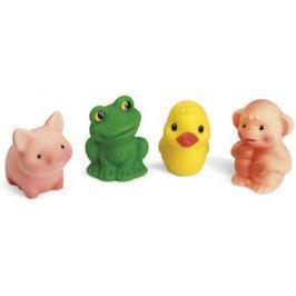 Резиновая игрушка для ванны Огонек Набор Малыши С-1017 5 см