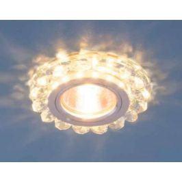 Встраиваемый светильник Elektrostandard 6036 MR16 СL прозрачный 4690389053184