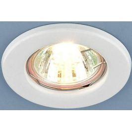 Встраиваемый светильник Elektrostandard 9210 MR16 WH белый 4690389055560