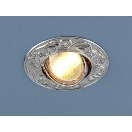 Встраиваемый светильник Elektrostandard 711 MR16 CH хром 4607138149210