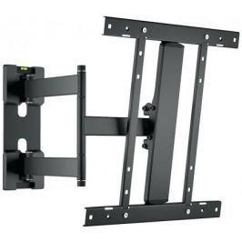 "Кронштейн Holder LCD-SU4601-B черный для ЖК ТВ 26-50"" настенный от стены 65-550мм наклон +15/-15° VESA 400x400 до 35 кг"