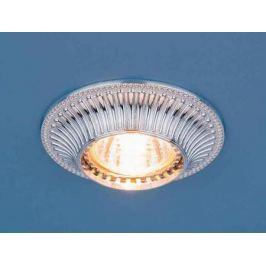 Встраиваемый светильник Elektrostandard 4101 MR16 CH хром 4690389045356