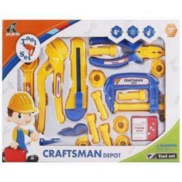 Набор инструментов Shantou Gepai Craftman Depot 17 предметов 6103-2