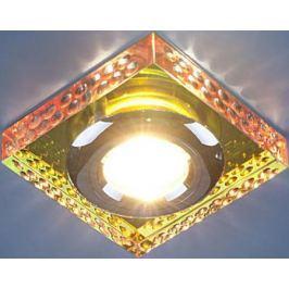 Встраиваемый светильник Elektrostandard 1058 зеркальный/мульти (Clear/Multi) 4690389012815