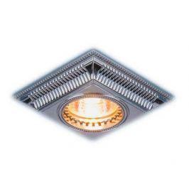 Встраиваемый светильник Elektrostandard 4102 MR16 CH хром 4690389045387