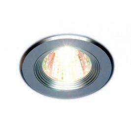 Встраиваемый светильник Elektrostandard 5501 MR16 SS сатин серебро 4690389009129/4690389055997