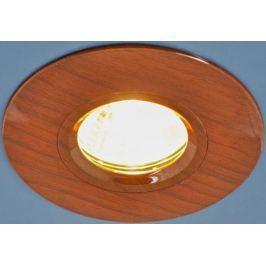 Встраиваемый светильник Elektrostandard 108 MR16 VNG венге 4690389081842