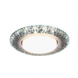 Встраиваемый светильник Elektrostandard 3020 GX53 SB дымчатый 4690389083273
