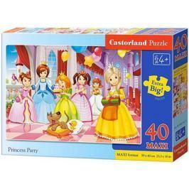 Пазл 40 элементов Кастор 40 maxi Принцессы В-040162