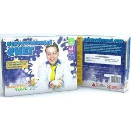 """Игровой набор Инновации для детей Юный Химик """"Искусственный снег"""" 508"""