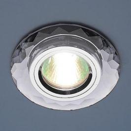 Встраиваемый светильник Elektrostandard 8150 MR16 SL зеркальный/серебро 4690389004339