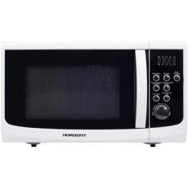 СВЧ Horizont 23MW800-1379CAW 1000 Вт белый чёрный