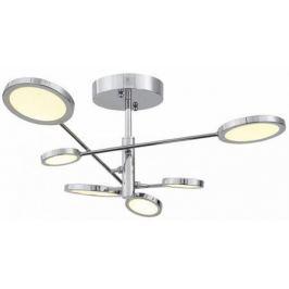 Потолочная светодиодная люстра с пультом ДУ ST Luce Gruppo2 SL932.102.06