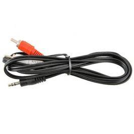 Кабель соединительный 1.5м VCOM Telecom 3.5 Jack (M) - 2xRCA (M) стерео аудио VAV7183-1.5M