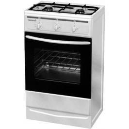 Газовая плита TERRA GS 5204 W белый