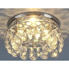 Встраиваемый светильник 7070 MR16 СH/CL хром/прозрачный 4607176197327
