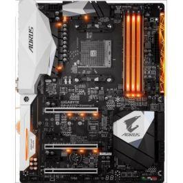 Материнская плата GigaByte GA-AX370-GAMING 5 Socket AM4 AMD X370 4xDDR4 3xPCI-E 16x 3xPCI-E 1x 8 ATX Retail