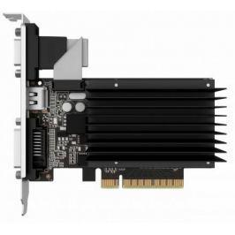 Видеокарта 1024Mb Palit GeForce GT730 PCI-E GDDR3 PA-GT730K-1GD3H V1 NEAT730NHD06-2080H