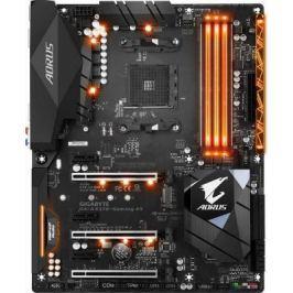 Материнская плата GigaByte GA-AX370-Gaming K5 Socket AM4 AMD X370 4xDDR4 3xPCI-E 16x 3xPCI-E 1x 8 ATX Retail