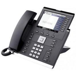 Телефон IP Unify OpenScape 55G черный L30250-F600-C290