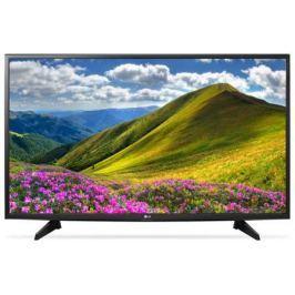Телевизор LG 32LJ510U черный