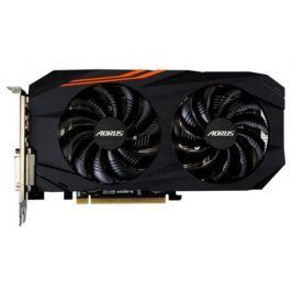 Видеокарта 4096Mb Gigabyte RX 570 AURORUS 4G PCI-E HDMI DPx3 DVI-D GV-RX570AORUS-4GD Retail