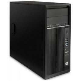 Системный блок HP Z240 i7-7700 3.6GHz 4Gb 256Gb SSD HD630 DVD-RW Win10Pro черный Y3Y80EA