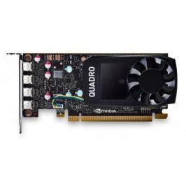 Видеокарта 2048Mb PNY Quadro P600 PCI-E 128bit GDDR5 miniDP VCQP600-PB Retail