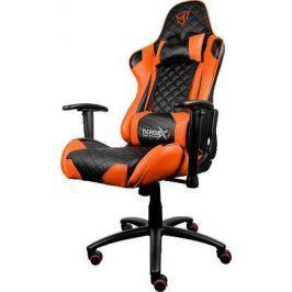 Кресло компьютерное игровое Thunder X3 TGC12 оранжево-черный TGC12-BO