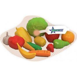 Набор Нордпласт Фрукты, овощи 13 предметов 437