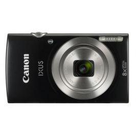 Фотоаппарат Canon Ixus 185 20Mp 8xZoom черный 1803C001