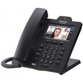 Телефон IP Panasonic KX-HDV430RUB черный